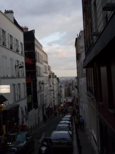 Старые кварталы Парижа 19 века